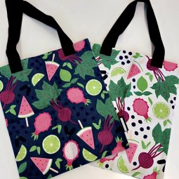 Sustainable Summer Totes